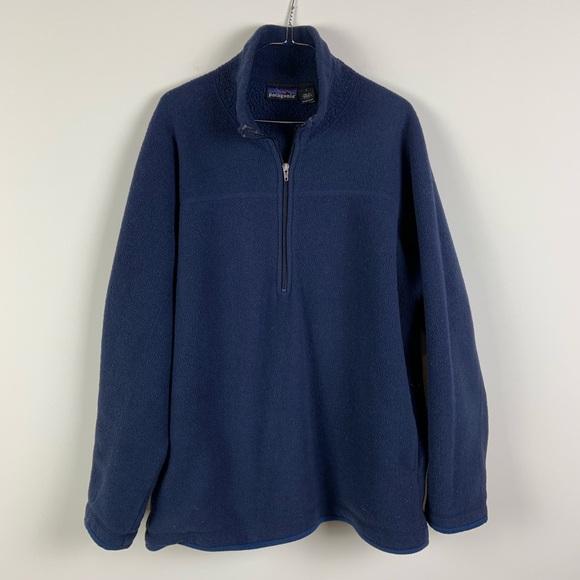 ee804122ca1 Vintage 90 s Patagonia synchilla fleece. M 5c56fa1a12cd4ad0b315c500